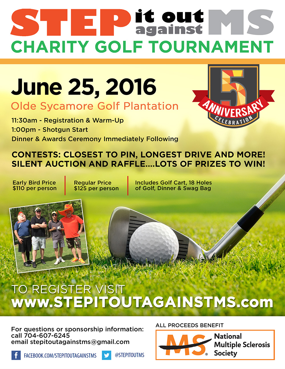 2016_StepItOutMS_GolfPoster