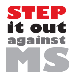 Step It Out Against MS